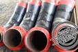 陕西集中供暖工程聚氨酯发泡保温管铺设施工中
