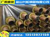 山东塑套钢直埋预制保温管厂家新型节能产品