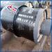 石家庄蒸汽管道固定节预制钢套钢直埋式保温管固定墩固定支架