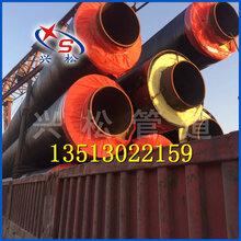 廊坊预制直埋钢套钢蒸汽保温管生产厂家固定节