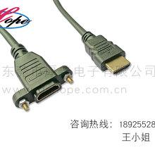 厚普HDMI连接线厂家供应hdmi高清数据线电脑机箱连接线