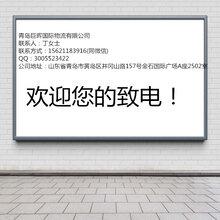 生姜/大蒜/洋葱农产品冻柜出口报关订舱公司全套代理