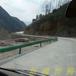 新疆乌鲁木齐世腾波形护栏防撞护栏安装