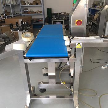 供应?海鲜检重机自动在线检重分选重量分选机厂家直销