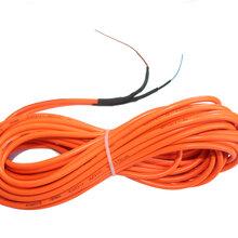 碳纤维发热电缆的特点