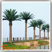 广州松涛工艺仿真海藻树景观装饰绿化仿真树