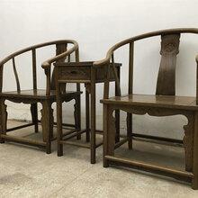 上门交易鸡翅木太师椅鉴定价格图片