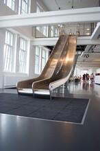 儿童主题公园设计-不锈钢滑梯系列-嘉友