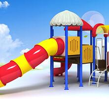塑料玩具滑梯,组合滑梯,塑料滑梯厂家图片