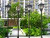 厂家直销户外庭院灯LED欧式庭院灯新款豪华庭院灯定做