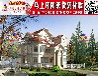 自建房盖房设计图别墅外观效果图Y2