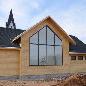梅州厂家定制庭院花园木屋设计度假公园生态农庄旅游景区木别墅