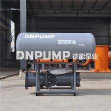 大规模排水轴流泵天津浮筒式潜水泵图片