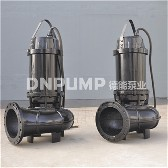 WQ抢险排污电泵