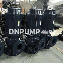 化工厂专用耐腐蚀不锈钢排污泵图片