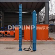 天津250QJ潜水深井泵厂家德能泵业图片