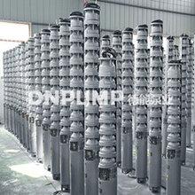 100井泵出水口法兰连接304深井泵图片