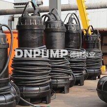 无堵塞式排污泵图片