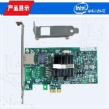 原装intel英特尔PRO/1000PT服务器适配器EXPI9400PT服务器网卡图片
