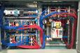 洛阳中频电炉厂家中频电炉0.75T中频加热熔炼一拖二