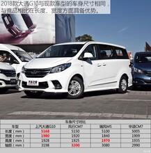 济宁乘用车MPV商务车型上汽大通G10GL8升级版加量不加价图片
