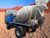 河北专业定制各种罐车工程搅拌罐车水泥轮式搅拌车