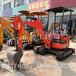 浙江舟山不受地理影響的小型挖掘機大棚先導挖掘機