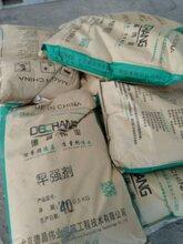 混凝土早強劑/混凝土外加劑廠家直供價格/混凝土快速增強劑/水泥早強劑圖片