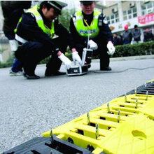 南宁PTQ-01便携式遥控阻车器南宁阻车路障广西厂家图片