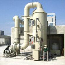 工业废气处理设备的八个性能