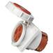 啟星QX212系列工業插座125A4芯工業防水插頭插座