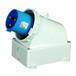 啟星QX11073芯63AIP67工業明裝插頭有3C認證