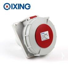 启星QX15515芯暗装插座防水插头插座