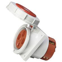 启星QX212工业插座125A4芯工业防水插座