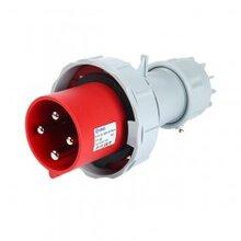 启星QX-11104芯63AIP67经济型工业插头