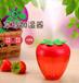 廠家直銷草莓水果加濕器迷你可愛加濕器USB小型夜燈加濕器