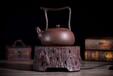潮州工厂直销手工艺茶具,茶壶朱泥手拉壶可定制