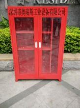 现货供应奥瑞斯室外岗亭消防器材柜/户外应急器材柜/小区微型消防站定做
