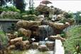 上海雕塑大型景观仿真假山水景树脂玻璃钢砂岩石雕雕塑