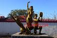 少数民族文化雕塑景观浮雕墙人物雕塑厂家地址