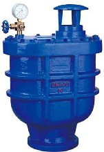 CARX清水复合式排气阀--上海邯高有限公司