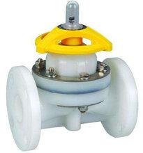 G41F塑料隔膜阀塑料隔膜阀图片