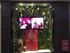 厦门植物墙店面橱窗展示绿墙店铺门面绿墙?#21414;?#27979;量设计制作安装