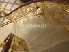 楼梯护栏装饰,铝镁纯铜雕花护栏,广东大卫楼梯厂专业打造