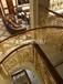 铝镁合金雕花护栏,纯铜雕花护栏,高端产品定制,广东大卫楼梯厂