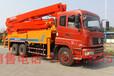 山东小型混凝土泵车厂家山东沃海重工厂家直销36米混凝土泵车价格