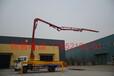 山东混凝土泵车生产厂家哪家好山东沃海重工厂家直销32米混凝土泵车价格参数