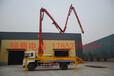 山东混凝土泵车厂家山东沃海重工厂家直销33米混凝土泵车天泵臂架式泵车