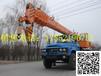 济宁吊车生产厂家12吨自制吊国五汽车吊价格参数山东沃海重工