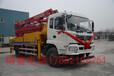 山东济宁混凝土泵车33米混凝土泵车天泵价格参数山东沃海重工